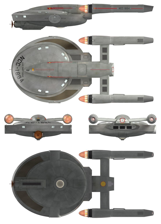Archer-cl Starship – Cursios, Foiled Again! – on